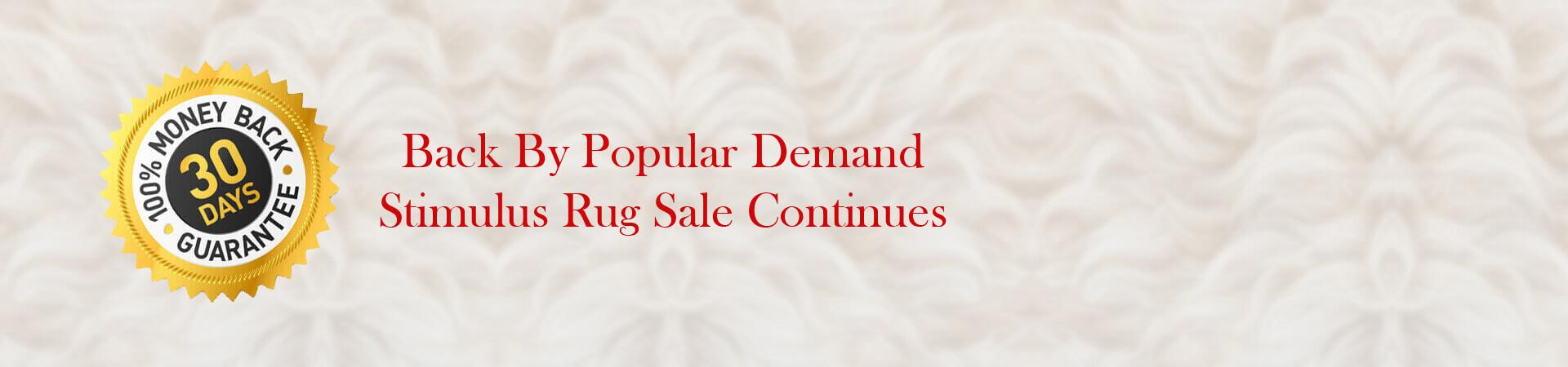 Stimulus Rug Sale